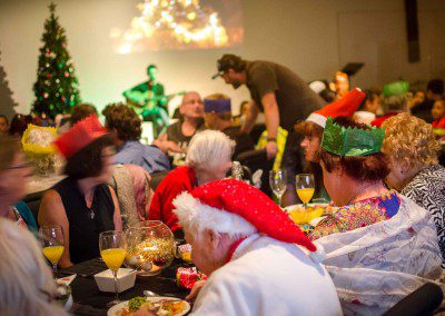 CompassionCommunity Christmas lunch