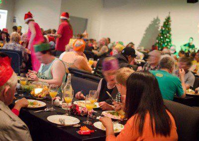 Community Christmas lunch